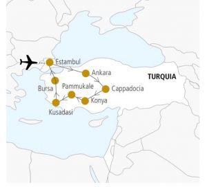 Ruta Turquía Mágica